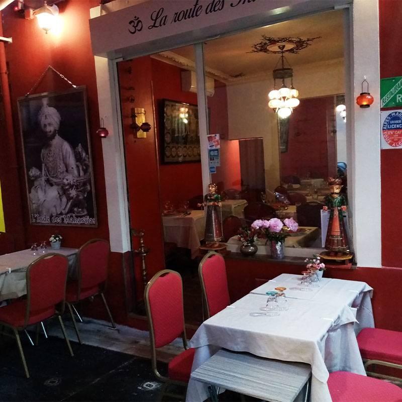 Route des Inde - Restaurant indien Nice
